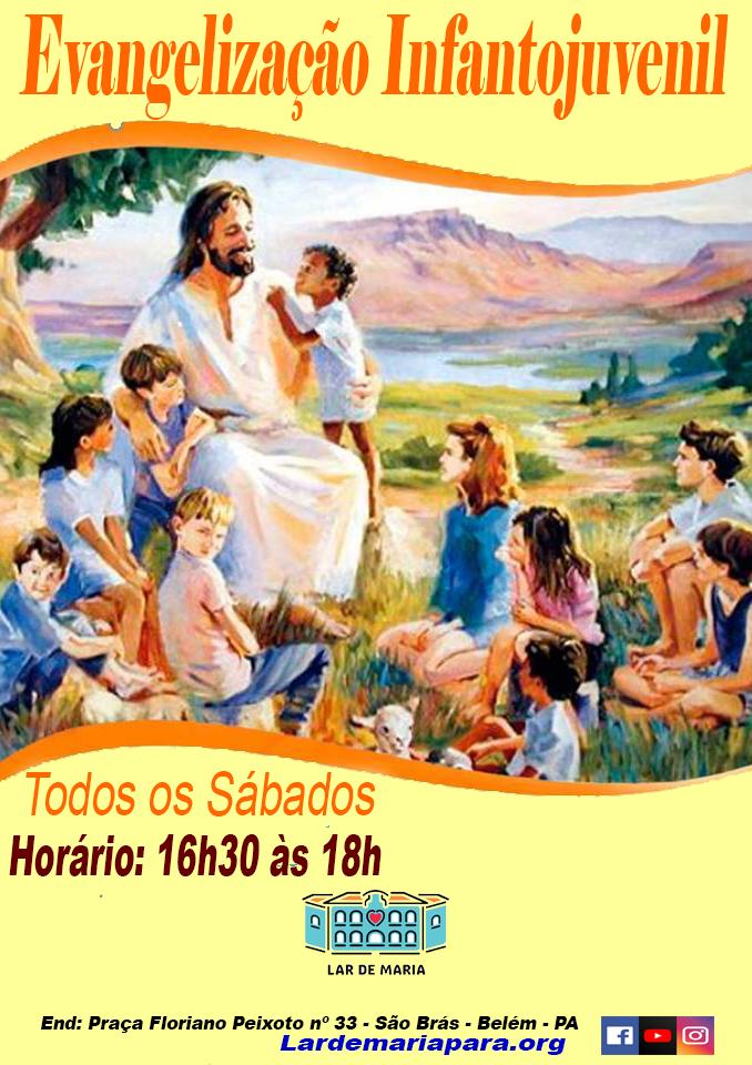 Evangelização Infantojuvenil