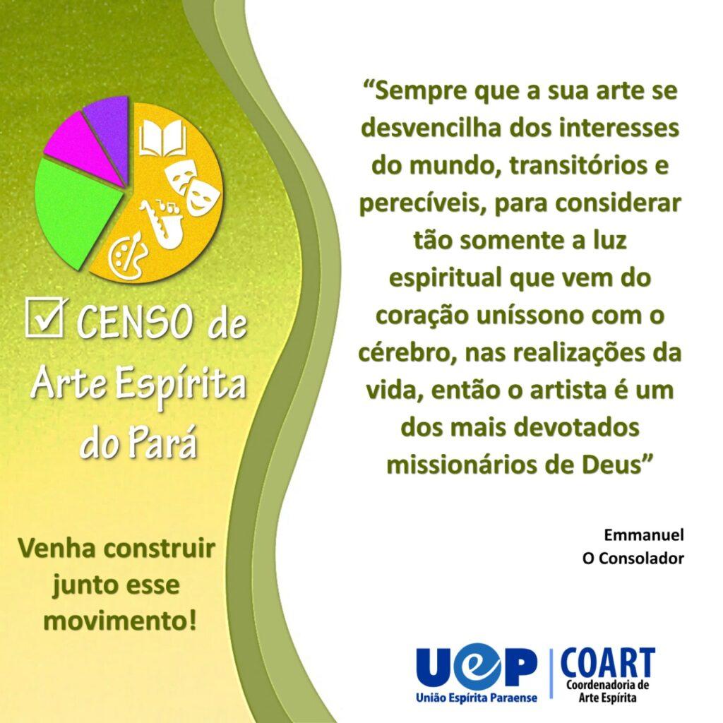 COART – Coordenadoria de Arte da União Espírita Paraense