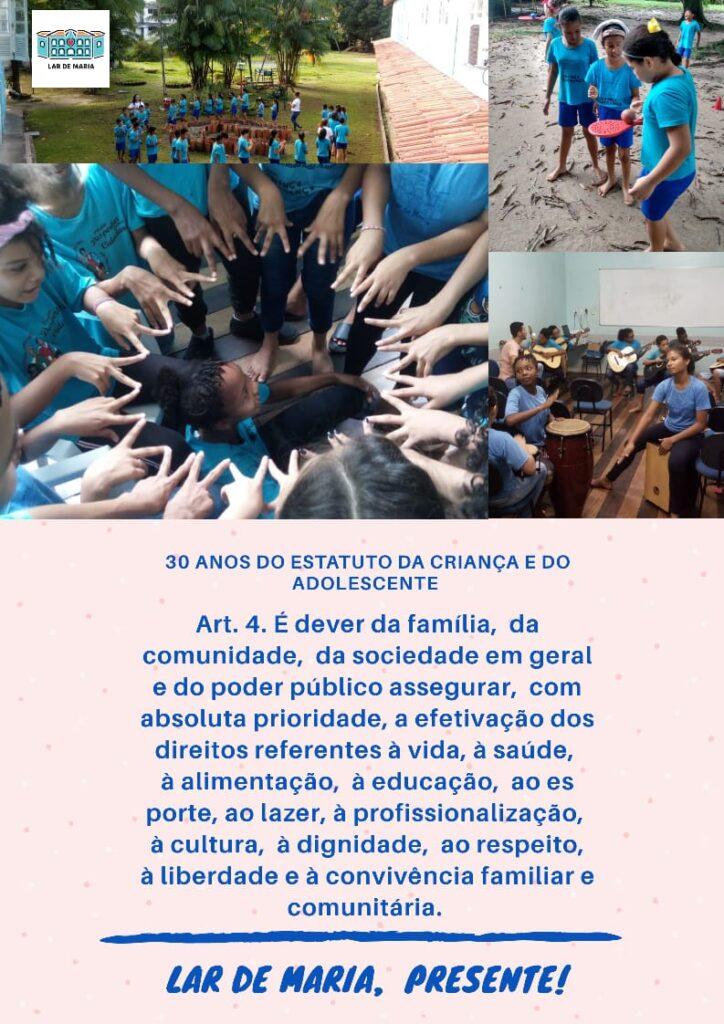 30 ANOS DO (ECA)